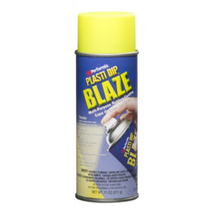 geltonas svytintis plasti dip